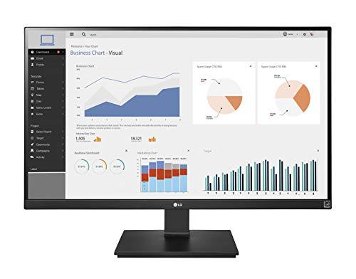 "LG 27UK670 Monitor 27"" Ultra HD 4K LED IPS, 3840 x 2160, Radeon FreeSync 60 Hz, 1 Miliardo di Colori, 1x USB-C, 1x Display Port, 2x HDMI, 2x USB 3.0, Multitasking, Stand Pivot, Nero"