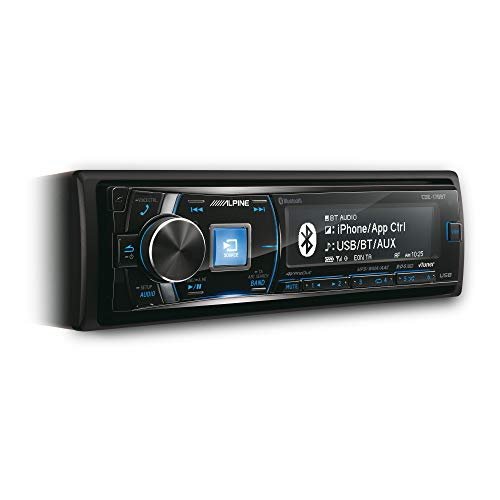 Alpine CDE-178BT - CD Receiver mit Bluetooth