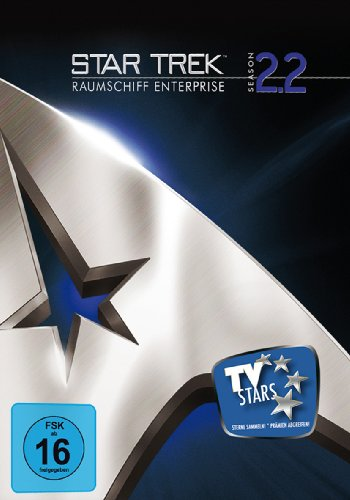 Star Trek - Raumschiff Enterprise: Season 2.2, Remastered [4 DVDs]