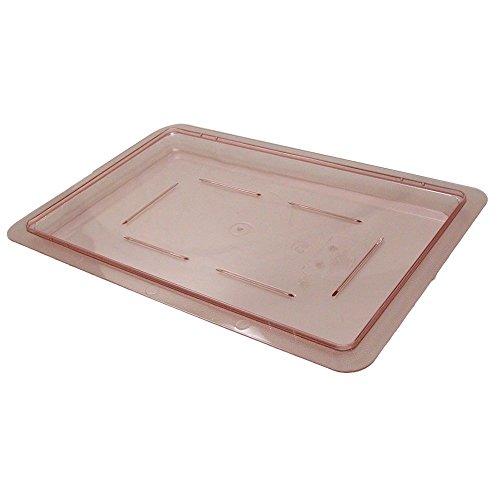 Camwear Food-box (Cambro 1218CCW467 Camwear Aufbewahrungsbox mit Deckel, 30,5 x 45,7 cm, Rot)