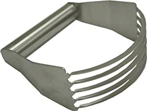 Winco 5 Blade Pastry Blender Stainless Steel