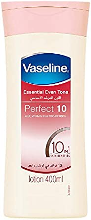 Vaseline Body Lotion Perfect 10, 400ml