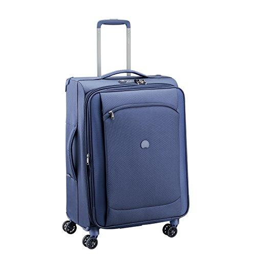 Delsey Koffer, blau (blau) - 00225281002