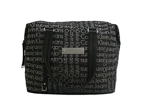 Sac Calvin Klein logos noir