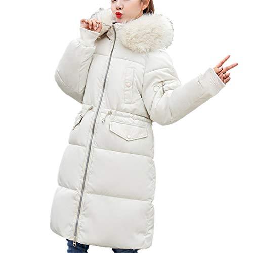 TOPKEAL Jacke Mantel Damen Herbst Winter Sweatshirt Taschenfell mit Kapuz Steppjacke Lange Kapuzenjacke Hoodie Baumwolle gefütterte Pullover Outwear Coats Tops Mode 2018