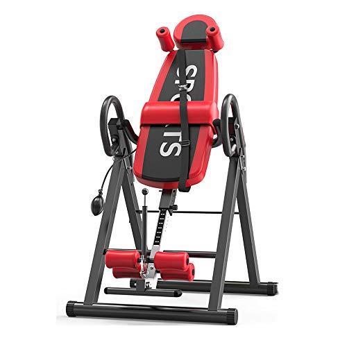 TQSDYY Multifunktions-Haushalt Aufstockung Maschine, automatische Presser Gerät, Dick und komfortabel Back Plate, Geeignet for Haus, Büro, Sporthalle, usw.