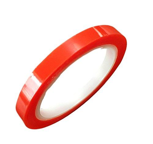 TICKY Tape Doppelseitiges Klebeband EXTRA STARK - Montageklebeband auf Bau, Auto, Gegenstände, Haushalt, Werkstatt - Praktisch & Super Haftkraft - PREMIUM QUALITÄT ()