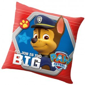 Paw Patrol - Cojín, color azul (Kids PW-16031)