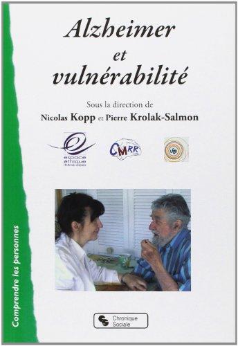 Alzheimer et vulnérabilité