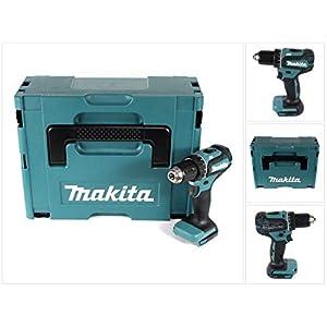 Makita DDF 485 ZJ Akku Bohrschrauber 18V 50Nm Solo im Makpac – ohne Akku, ohne Ladegerät