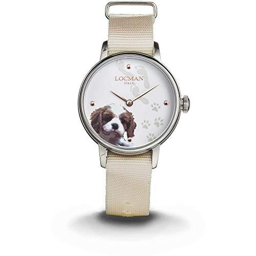 Reloj Solo Tiempo niño Locman 1960 Trendy cód. F253A08S-00WHCA1NJ