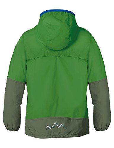 VAUDE Kinder Jacke Musca Jacket Parrot Green