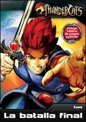 La batalla final/The final battle (Thundercats) por Juan Martins