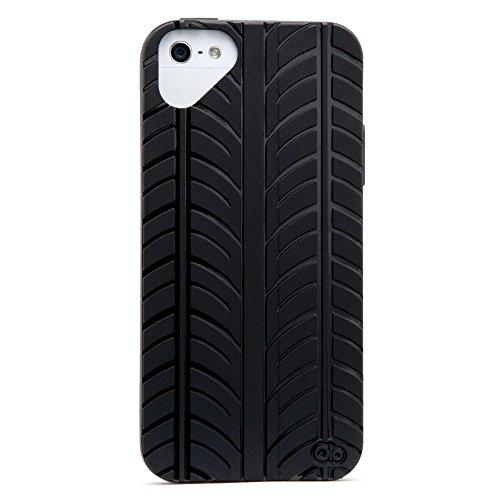 Olo Fashion Tread, Custodia per Apple iPhone 5 Black