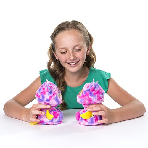 Hatchimals Surprise ‰ÛÒ Giraven ‰ÛÒ Hatching Egg with Surprise Twin Interactive Hatchimal Creatures by Spin Master