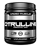Best Citrulline Malate Powders - Kaged Muscle L-Citrulline Powder, Unflavored, 200 Gram Review