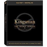 Kingsman: The Secret Service Premium Edition