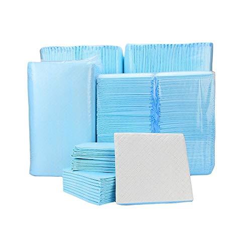 Pet Training Und Puppy Pads, Regelmäßige Und Schwere Premium-Urinal-Pads Superabsorbent (Size : L - Large - 40PCS) -