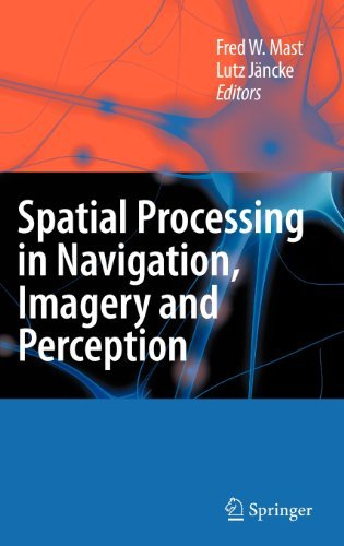Spatial Processing in Navigation, Imagery and Perception (English Edition)