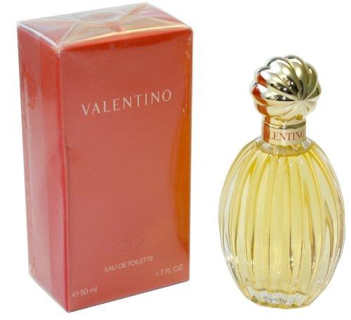 Valentino Classic Women 50 ml EDT Eau de Toilette Splash old Version KEIN SPRAY -