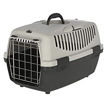 Stefanplast Gulliver Transport Box, 48 x 32 x 31 cm, Grey