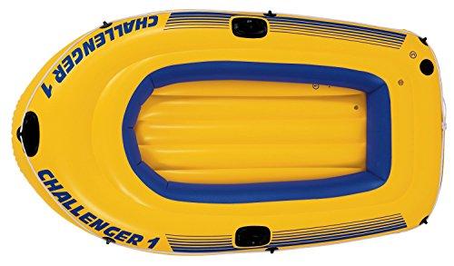 Preisvergleich Produktbild Intex Schlauchboot Challenger 1 Phthalates Free, 193 X 108 X 38 cm, 68365np