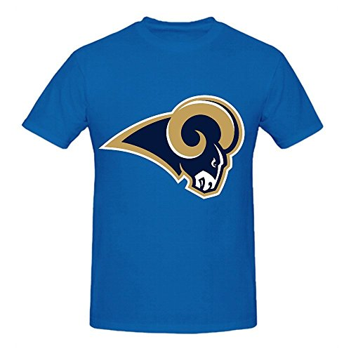 nfl-st-louis-rams-team-logo-crew-neck-men-sports-t-shirts-medium