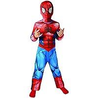 Marvel - I-620680S - Déguisement Classique Ultimate Spider Man 3-4 Ans - Taille S