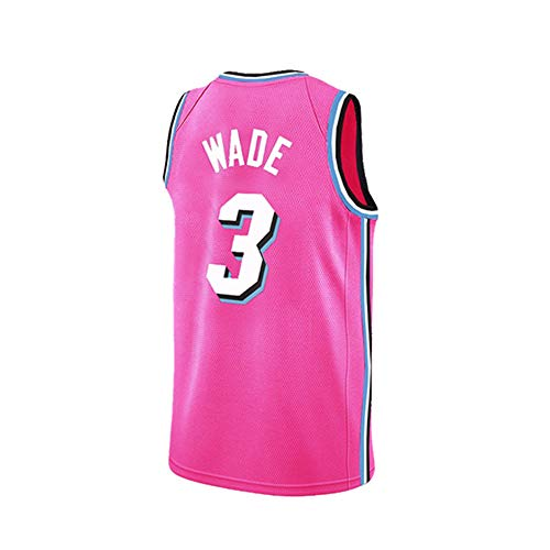 SEYE1° Miami Heat, 3, 2019 NBA-Trikot, Basketball-Sweatshirt