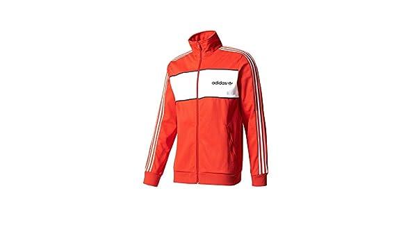 adidas Herren Blocktrack Top Jacke: : Bekleidung