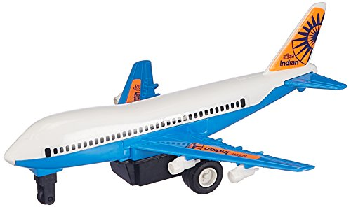 Centy Jet 747 (Colors May Vary)