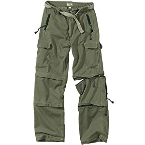 Surplus Trekking Pantaloni Oliva Taglia XL