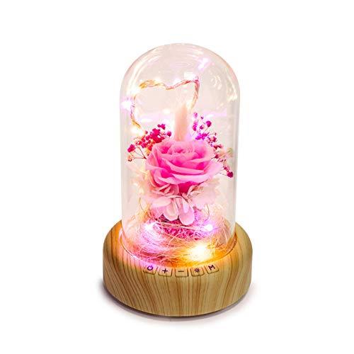 qiyanCreative Bluetooth Lautsprecher Licht Wishing Streamer Flasche Nachtlicht 3 Stil dekorativ für Home USB Powered Nachtlicht-in Led Nachtlichter Stil 3 -
