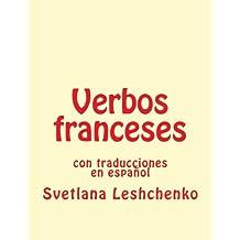 Verbos franceses: con traducciones en español