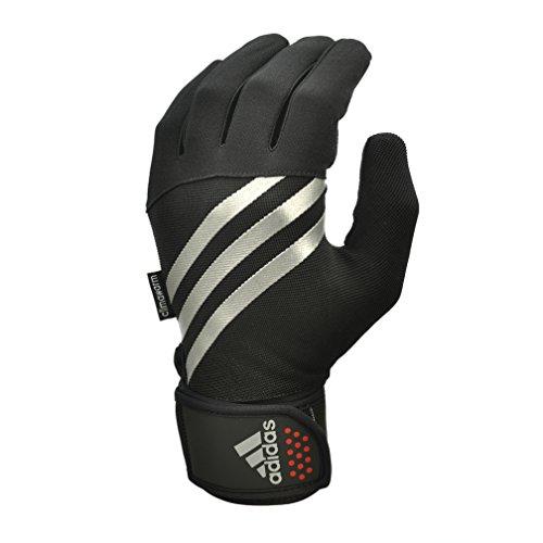 Adidas Outdoor-Trainingshandschuhe, schwarz - rot, X-Large