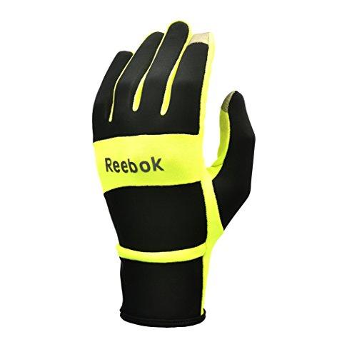 41a5EEKdtcL. SS500  - Reebok Thermal Running Gloves