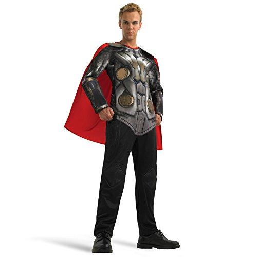 Rubie's 3887433 - Thor 2 deluxe Muscle Chest Adult Kostüm,  Größe:  (Für Erwachsene Kostüme Thor)