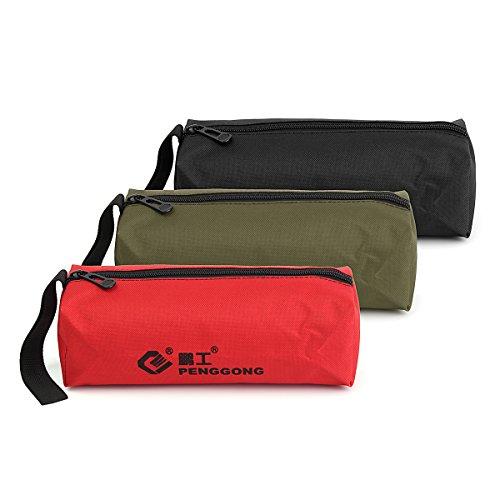 ChaRLes Multifunktionale Speicherwerkzeuge Bag Utility Bag Oxford Canvas Für Kleine Metallteile Mit...