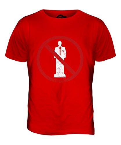 CandyMix Logophobie Herren T Shirt Rot