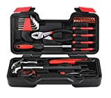 Werkzeugkiste 39-teiliges Werkzeugset DIY Handwerkzeuge...