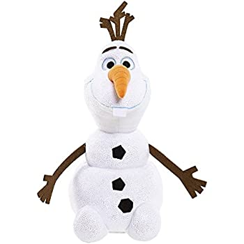 disney la reine des neiges olaf peluche chantant en. Black Bedroom Furniture Sets. Home Design Ideas
