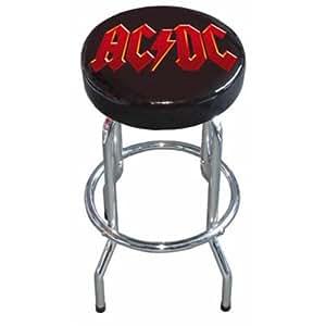 AC/DC - Tabouret de Bar AC/DC