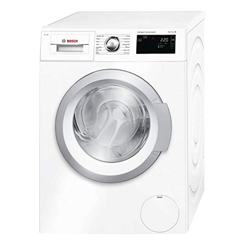 Bosch i-DOS WAT28660GB A+++-30% 8kg 1400 Spin 19 Programmes Washing Machine in White