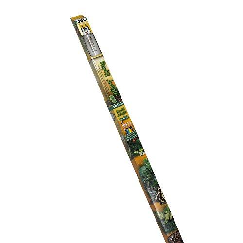 JBL Solar Reptil Jungle T8 61595 Spezial Terrarienleuchtstoffröhre für Regenwaldtiere, Solar, 104,7 cm, 38 W (Lichter Solar-outdoor-anteil)