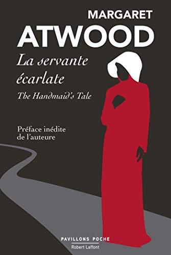 La Servante écarlate (French Edition) eBook: ATWOOD, Margaret, RUÉ ...