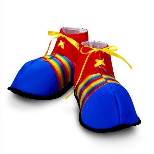own Shoes - Costumes & Accessories & Props & Kits (Vinyl Clown Schuhe)