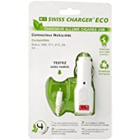 Swiss Charger Eco Car Cigarette Lighter Charger for Nokia preiswert
