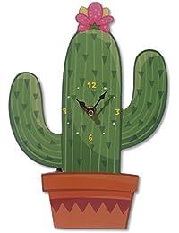 Reloj de pared - Cactus