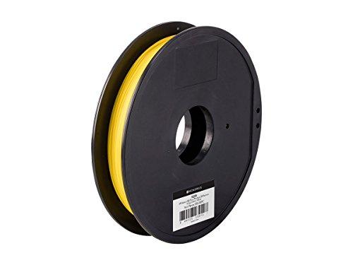 Monoprice 116206MP Select ABS Plus + Premium 3d Filament, 0.5kg, 1,75mm, Jaune