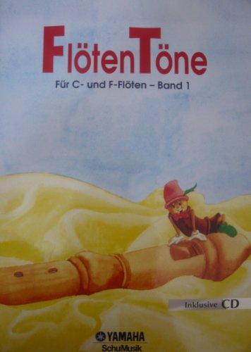 Yamaha FTBAND110 Flötentöne Band (1-Schüler) inkl. CD